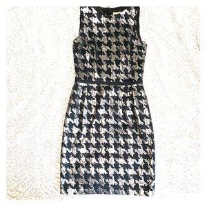 Michael Kors Black & Silver Dress